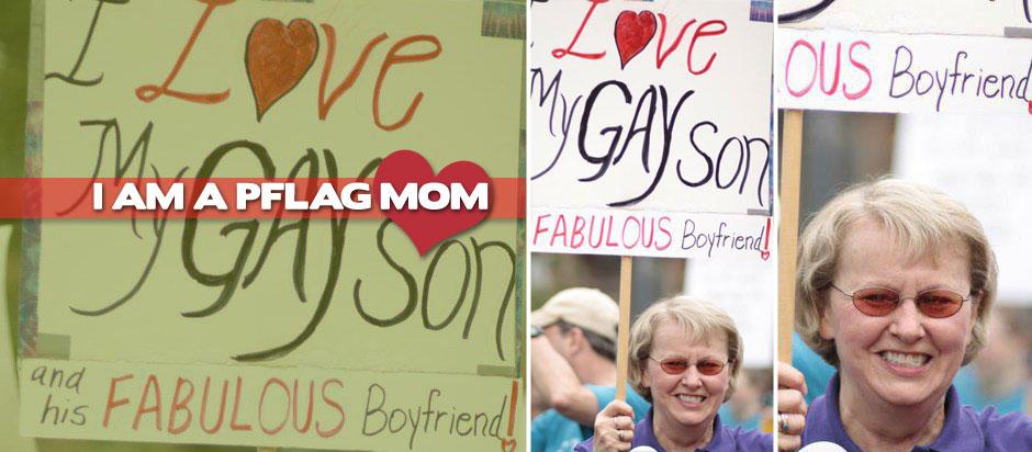 PFLAG Mom