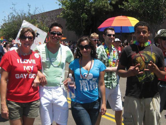 san diego gay pride 2010