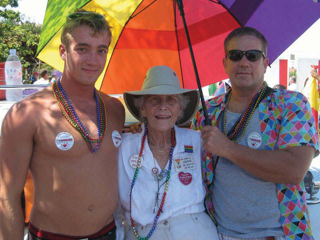 from Johnny gay pride 2010 san diego