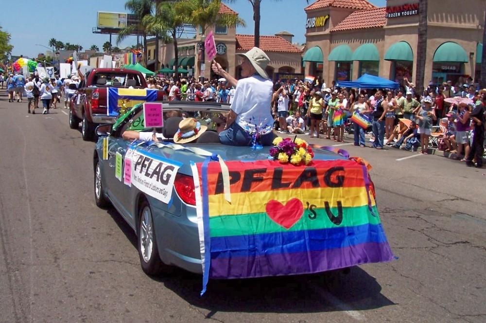 San diego gay pride 2009