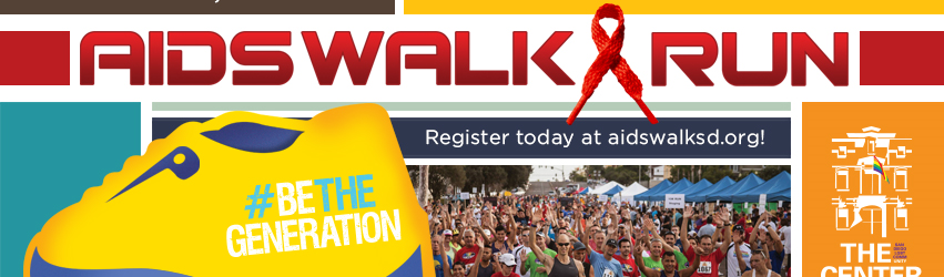 AIDS Walk/Run San Diego