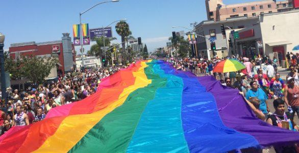 san diego pride parade