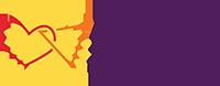 PFLAG San Diego County | 888 398-0006 Logo