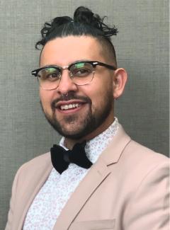 Kendall Family Memorial Scholarship: Ángel Gonzalez