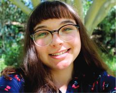 Qualcomm Merit/STEM Scholarship: Carissa Young