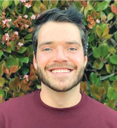 John Bessemer Memorial Scholarship: Christopher Harrop