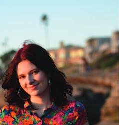 Martha Lynne Austin Memorial Scholarship: Madeline Garrett