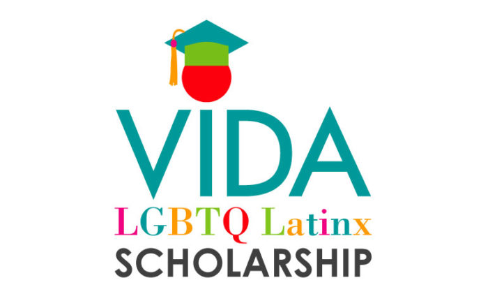 VIDA LGBTQ Latinx Scholarships