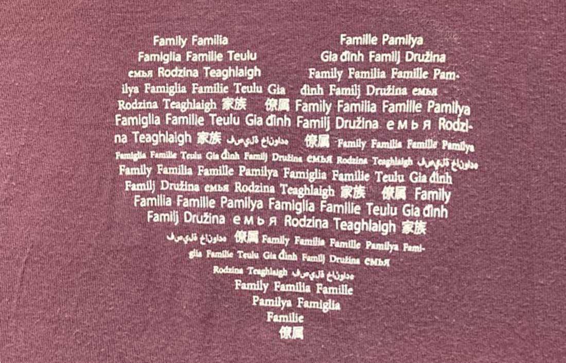 PFLAG SDC Tshirts