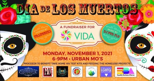 Dia De Los Meurtos Fundraiser For Vida